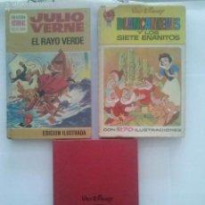 Libros antiguos: LOTE BRUGUERA. Lote 57737505