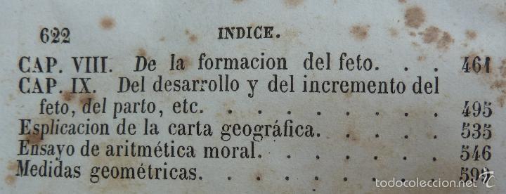 Libros antiguos: OBRAS COMPLETAS DE BUFFON - TOMO III - HISTORIA NATURAL DEL HOMBRE - MADRID 1847 - Foto 4 - 23874773