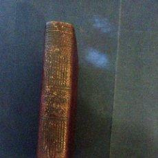 Libros antiguos: CRISOLIN 0, AMOR E HISTORIA EN EL LIBRO, EL FILOBIBLION, RICARDO DE BURY, AGUILAR. Lote 57812860