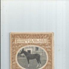 Libros antiguos: 1921 - EL CABALLO DE SILLA - ENRIQUE PONCE ROMERO. Lote 57839098