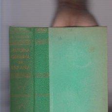 Libros antiguos: DON MODESTO LAFUENTE - HISTORIA GENERAL DE ESPAÑA TOMO XIII - MADRID 1854. Lote 57854031