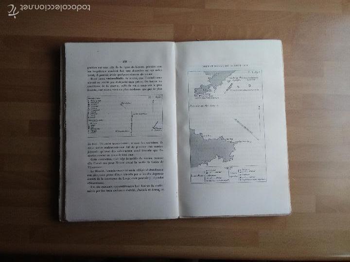 Libros antiguos: LA GUERRE SUR MER. STRATEGIE ET TACTIQUE (GUERRA EN EL MAR. TEXTO EN FRANCÉS. EDICIÓN DE 1907) - Foto 5 - 57859752