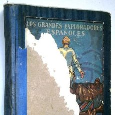 Libros antiguos: VASCO NÚÑEZ DE BALBOA POR JOSÉ ESCOFET DE ED. SEIX BARRAL EN BARCELONA 1923. Lote 57890782