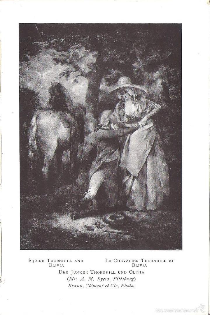 Libros antiguos: ANTIGUO LIBRO COLECCION DE FOTOS CHEFS-OEUVRE DEL PINTOR MORLAD (1911) - Foto 4 - 57904897