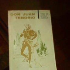 Libros antiguos: DON JUAN TENORIO LIBRO. Lote 57906844