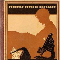 Libros antiguos: EL NIÑO Y EL MUNDO FEDERICO DORESTE BETANCOR . Lote 57919124