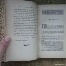 Libros antiguos: ESBOZOS Y RASGUÑOS (1922) / JOSÉ M. DE PEREDA. VICTORIANO SUÁREZ.. Lote 57939631