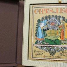Libros antiguos: CONTES DE L'ISBA. ILUSTR. IVAN BILIBINE. 1931. PRIMERA EDICIÓN.. Lote 57952918