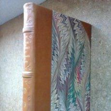 Libros antiguos: RAYNALDO & SÉLIMA (1896) / MÉLANIE VAN BIEROLIET. CASTERMAN. BONITA ENCUADERNACIÓN ARTESANAL.. Lote 57979321