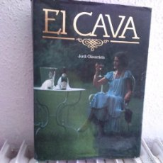 Libros antiguos: EL CAVA SEGUNDA EDICIÓN 1981 DE JORDI OLAVARRIETA. Lote 57987948