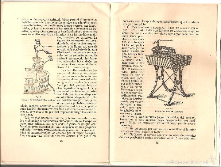 Libros antiguos: CATECISMO DEL AGRICULTOR Y DEL GANADERO Nº 67 - LIMPIEZA Y CONSERVACIÓN DE BODEGAS POR JUAN MARCILLA - Foto 3 - 57988084