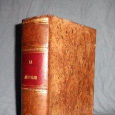 Libros antiguos: LA AMENIDAD·ILUSTRACION Y RECREO - AÑOS 1883-1884 - BELLOS GRABADOS.. Lote 57999772
