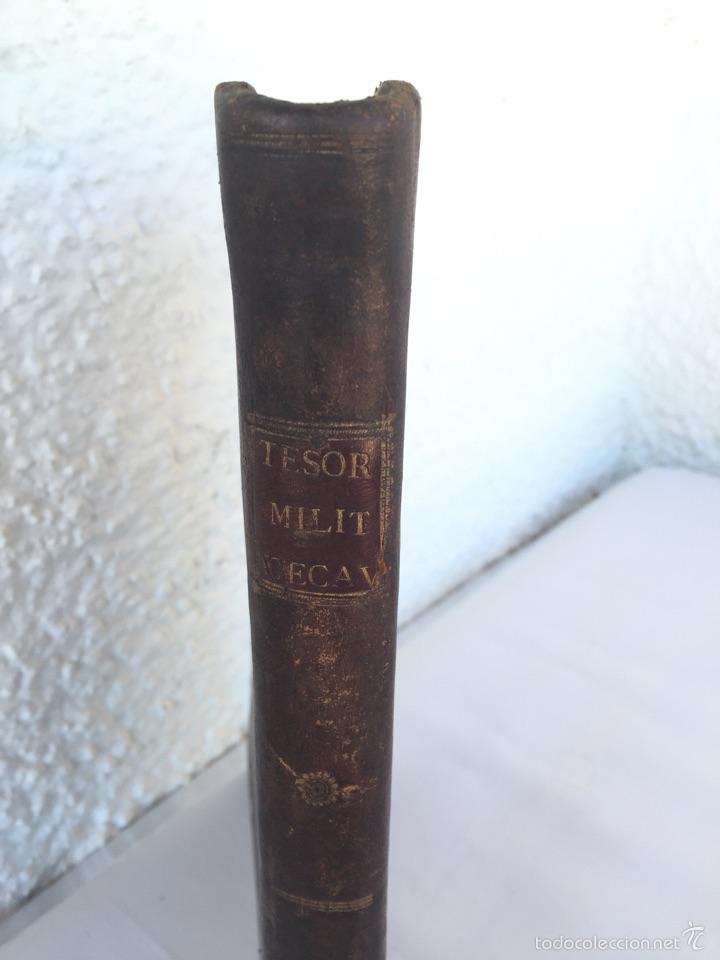 Libros antiguos: TESORO MILITAR DE CAVALLERIA. ANTIGUO Y MODERNO MODO DE ARMAR. DIEGO DIAZ DE LA CARRERA. AÑO 1642. - Foto 7 - 58105590