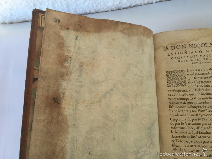 Libros antiguos: TESORO MILITAR DE CAVALLERIA. ANTIGUO Y MODERNO MODO DE ARMAR. DIEGO DIAZ DE LA CARRERA. AÑO 1642. - Foto 37 - 58105590