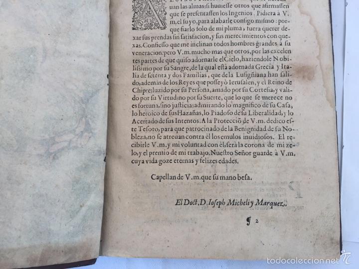 Libros antiguos: TESORO MILITAR DE CAVALLERIA. ANTIGUO Y MODERNO MODO DE ARMAR. DIEGO DIAZ DE LA CARRERA. AÑO 1642. - Foto 39 - 58105590