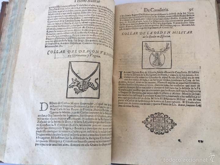 Libros antiguos: TESORO MILITAR DE CAVALLERIA. ANTIGUO Y MODERNO MODO DE ARMAR. DIEGO DIAZ DE LA CARRERA. AÑO 1642. - Foto 106 - 58105590
