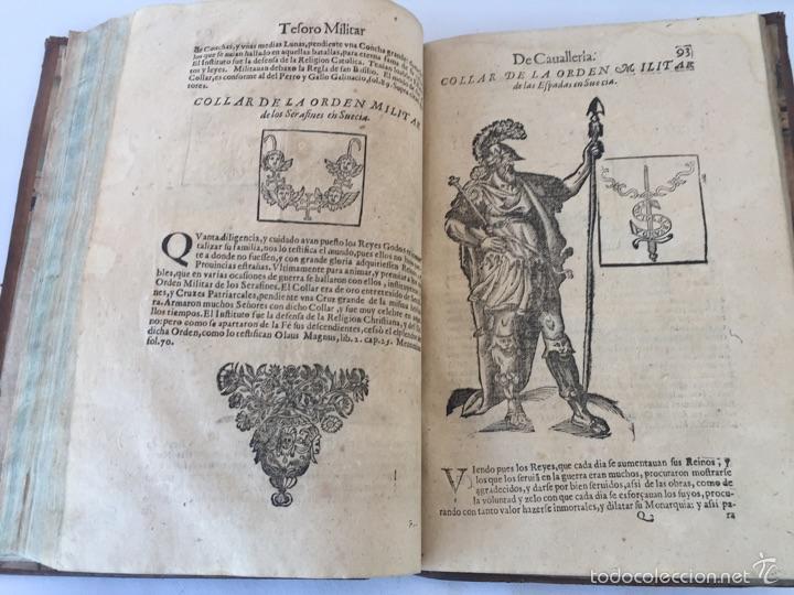 Libros antiguos: TESORO MILITAR DE CAVALLERIA. ANTIGUO Y MODERNO MODO DE ARMAR. DIEGO DIAZ DE LA CARRERA. AÑO 1642. - Foto 109 - 58105590