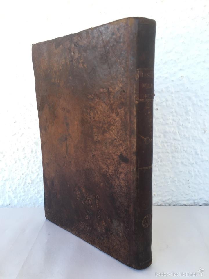 Libros antiguos: TESORO MILITAR DE CAVALLERIA. ANTIGUO Y MODERNO MODO DE ARMAR. DIEGO DIAZ DE LA CARRERA. AÑO 1642. - Foto 129 - 58105590