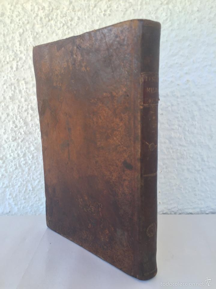 Libros antiguos: TESORO MILITAR DE CAVALLERIA. ANTIGUO Y MODERNO MODO DE ARMAR. DIEGO DIAZ DE LA CARRERA. AÑO 1642. - Foto 130 - 58105590
