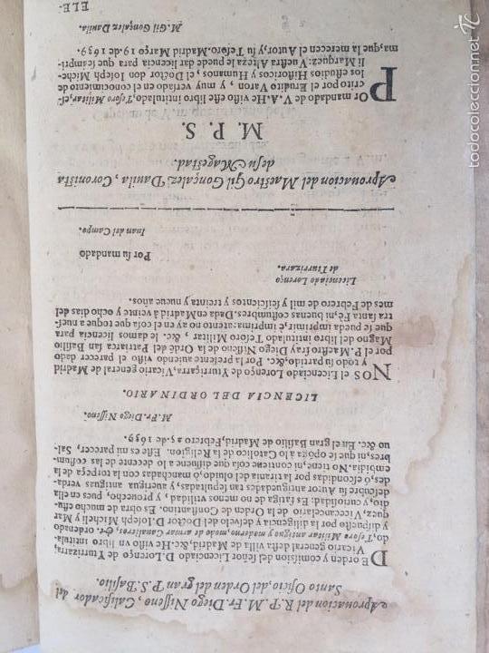 Libros antiguos: TESORO MILITAR DE CAVALLERIA. ANTIGUO Y MODERNO MODO DE ARMAR. DIEGO DIAZ DE LA CARRERA. AÑO 1642. - Foto 44 - 58105590