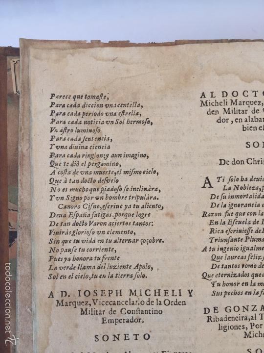 Libros antiguos: TESORO MILITAR DE CAVALLERIA. ANTIGUO Y MODERNO MODO DE ARMAR. DIEGO DIAZ DE LA CARRERA. AÑO 1642. - Foto 51 - 58105590