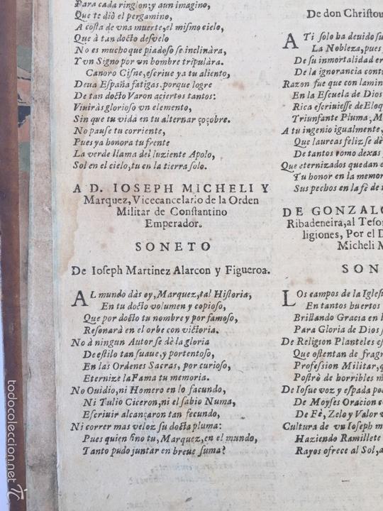 Libros antiguos: TESORO MILITAR DE CAVALLERIA. ANTIGUO Y MODERNO MODO DE ARMAR. DIEGO DIAZ DE LA CARRERA. AÑO 1642. - Foto 52 - 58105590
