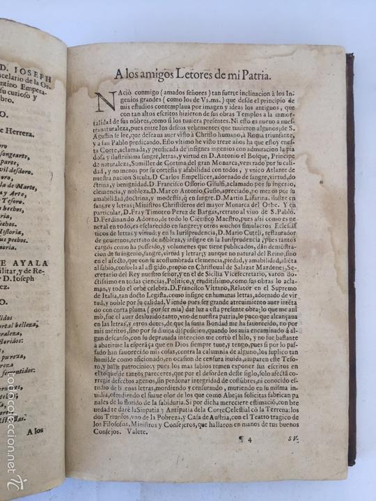 Libros antiguos: TESORO MILITAR DE CAVALLERIA. ANTIGUO Y MODERNO MODO DE ARMAR. DIEGO DIAZ DE LA CARRERA. AÑO 1642. - Foto 55 - 58105590