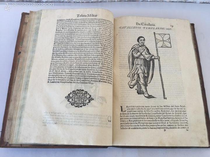 Libros antiguos: TESORO MILITAR DE CAVALLERIA. ANTIGUO Y MODERNO MODO DE ARMAR. DIEGO DIAZ DE LA CARRERA. AÑO 1642. - Foto 68 - 58105590