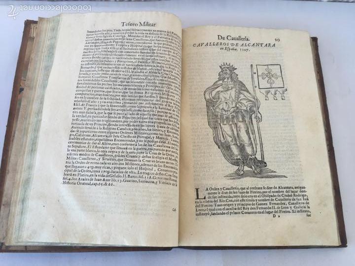 Libros antiguos: TESORO MILITAR DE CAVALLERIA. ANTIGUO Y MODERNO MODO DE ARMAR. DIEGO DIAZ DE LA CARRERA. AÑO 1642. - Foto 69 - 58105590