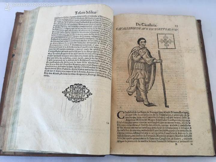 Libros antiguos: TESORO MILITAR DE CAVALLERIA. ANTIGUO Y MODERNO MODO DE ARMAR. DIEGO DIAZ DE LA CARRERA. AÑO 1642. - Foto 71 - 58105590