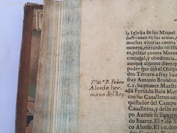 Libros antiguos: TESORO MILITAR DE CAVALLERIA. ANTIGUO Y MODERNO MODO DE ARMAR. DIEGO DIAZ DE LA CARRERA. AÑO 1642. - Foto 73 - 58105590