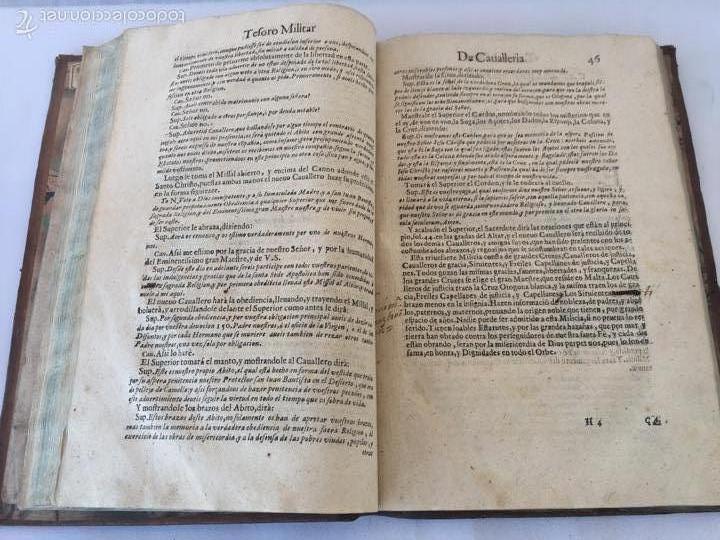 Libros antiguos: TESORO MILITAR DE CAVALLERIA. ANTIGUO Y MODERNO MODO DE ARMAR. DIEGO DIAZ DE LA CARRERA. AÑO 1642. - Foto 80 - 58105590