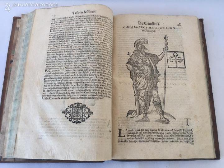 Libros antiguos: TESORO MILITAR DE CAVALLERIA. ANTIGUO Y MODERNO MODO DE ARMAR. DIEGO DIAZ DE LA CARRERA. AÑO 1642. - Foto 83 - 58105590