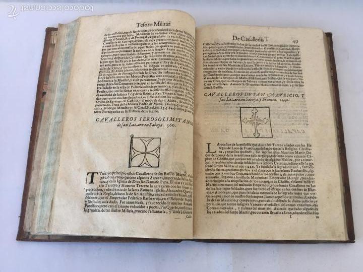 Libros antiguos: TESORO MILITAR DE CAVALLERIA. ANTIGUO Y MODERNO MODO DE ARMAR. DIEGO DIAZ DE LA CARRERA. AÑO 1642. - Foto 84 - 58105590