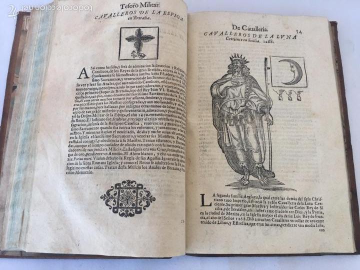 Libros antiguos: TESORO MILITAR DE CAVALLERIA. ANTIGUO Y MODERNO MODO DE ARMAR. DIEGO DIAZ DE LA CARRERA. AÑO 1642. - Foto 87 - 58105590