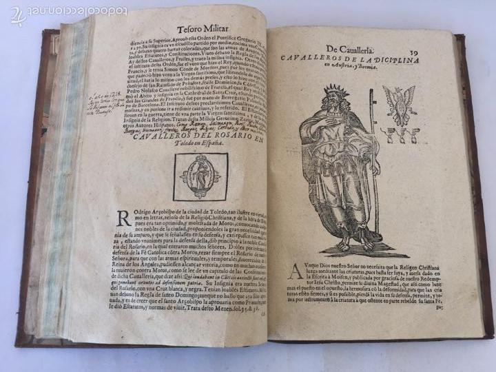 Libros antiguos: TESORO MILITAR DE CAVALLERIA. ANTIGUO Y MODERNO MODO DE ARMAR. DIEGO DIAZ DE LA CARRERA. AÑO 1642. - Foto 91 - 58105590