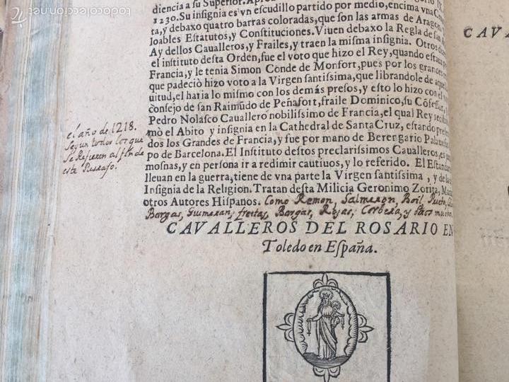 Libros antiguos: TESORO MILITAR DE CAVALLERIA. ANTIGUO Y MODERNO MODO DE ARMAR. DIEGO DIAZ DE LA CARRERA. AÑO 1642. - Foto 92 - 58105590