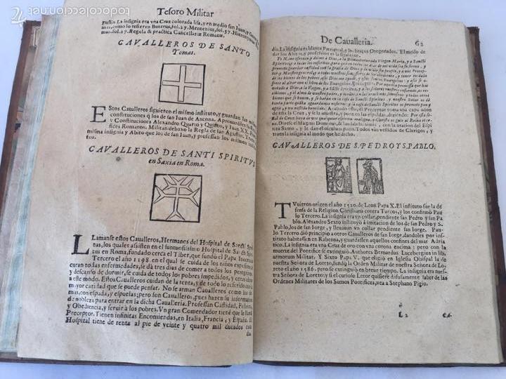 Libros antiguos: TESORO MILITAR DE CAVALLERIA. ANTIGUO Y MODERNO MODO DE ARMAR. DIEGO DIAZ DE LA CARRERA. AÑO 1642. - Foto 93 - 58105590