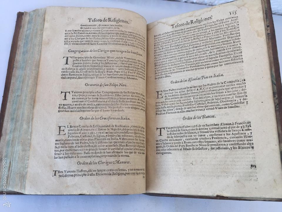 Libros antiguos: TESORO MILITAR DE CAVALLERIA. ANTIGUO Y MODERNO MODO DE ARMAR. DIEGO DIAZ DE LA CARRERA. AÑO 1642. - Foto 120 - 58105590