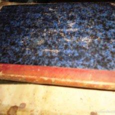 Libros antiguos: ANTIGUO LIBRO DEFENSA C FONTANELLAS SENTENCIA 1863 Y GRAN DESPLEGABLE ESCRITO SUPLICA. Lote 58124729
