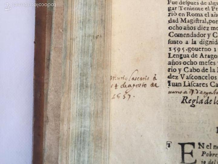 Libros antiguos: TESORO MILITAR DE CAVALLERIA. ANTIGUO Y MODERNO MODO DE ARMAR. DIEGO DIAZ DE LA CARRERA. AÑO 1642. - Foto 79 - 58105590
