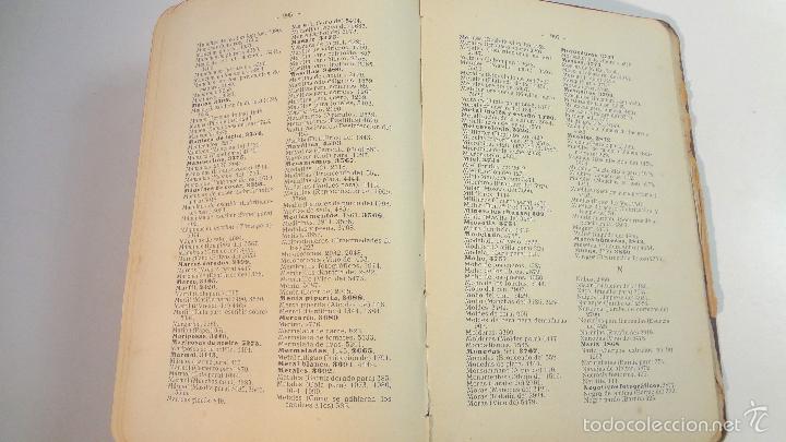 Libros antiguos: RECETARIO DOMESTICO-GHERSI-CASTOLDI-GUSTAVO GILI-1911 - Foto 17 - 58188954
