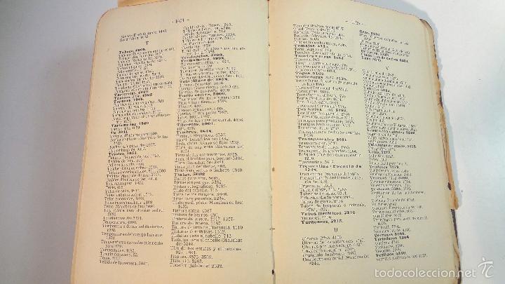 Libros antiguos: RECETARIO DOMESTICO-GHERSI-CASTOLDI-GUSTAVO GILI-1911 - Foto 21 - 58188954