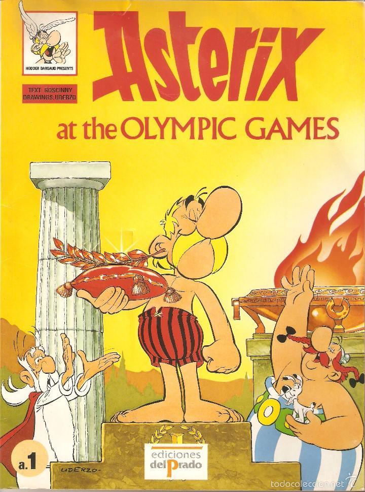 ASTERIX (Libros Antiguos, Raros y Curiosos - Literatura Infantil y Juvenil - Otros)