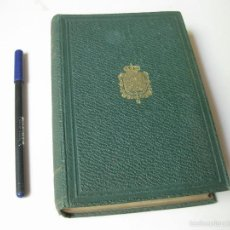 Libros antiguos: GUIA OFICIAL DE ESPAÑA DEL AÑO 1926 CON LLITOGRAFIAS DE LOS REYES DE ESPAÑA. Lote 58301296