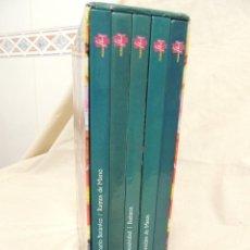 Libros antiguos: 5 TOMOS ARTE FLORAL. Lote 144341042