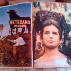 Libros antiguos: EL RUEDO -5 TOMOS-. Lote 58383548