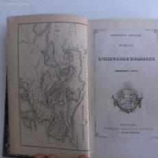 Libros antiguos: PRECIS DE L'HISTOIRE ROMAINE. THEODORE JUSTE. Lote 58394101