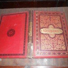 Libros antiguos: JUAN SCHERR GERMANIA DOS MIL AÑOS DE HISTORIA ALEMANA MONTANER Y SIMON BARCELONA 1882. Lote 58394604