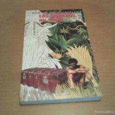 Libros antiguos: LOS SENDEROS DEL TIGRE. Lote 58426328
